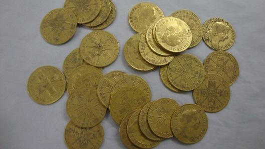 Charles-II-Gold-Coins-34-pi