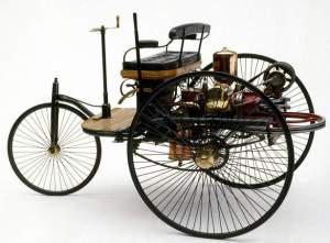 A The First Car