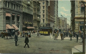 pc-Broadway-and-Chambers-Street-Street-Cars