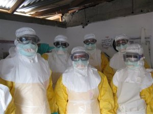 Ebola Caregivers