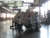 Package delivery, Mumbai CST
